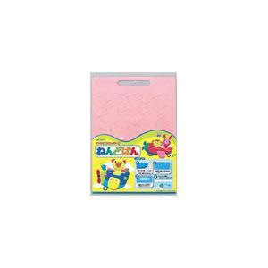 クツワ 粘土板 ピンク PT651PK (1枚) 4901478141447