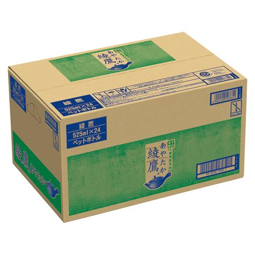 コカ・コーラ 綾鷹525mlPET 24本 15137 (24本) 4902102107655