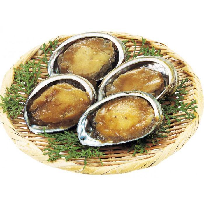 海商 北海道産あわびのやわらか煮 2405322