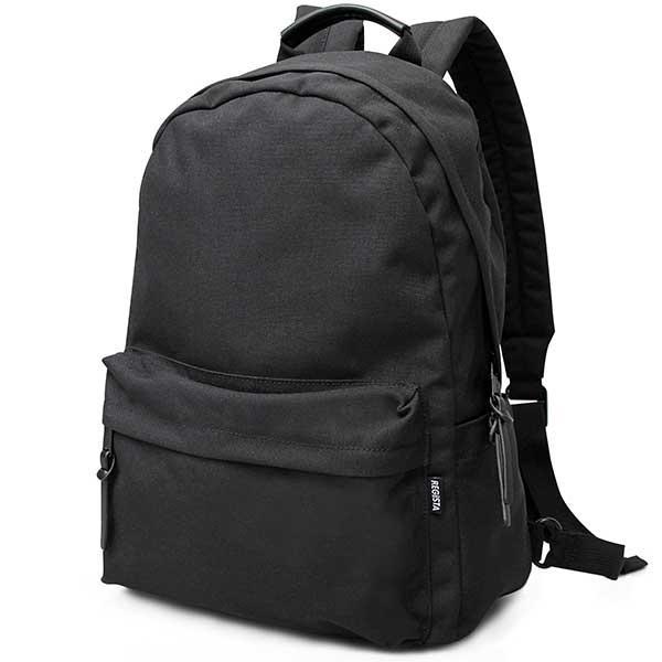 REGiSTA デイリーに使えるバックパックはシンプルで使いやすさを優先 ブラッ・・・