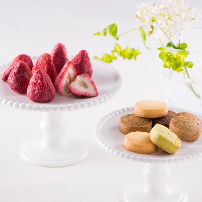 【納期目安:10/下旬入荷予定】銀座千疋屋 いちごショコラ&クッキー【沖縄・・・・