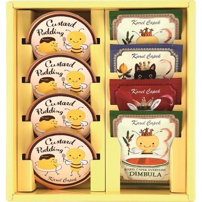 カレルチャペック紅茶店 紅茶詰合わせ KC-20(包装・のし可) 4580523631753