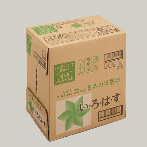 コカ・コーラ い・ろ・は・す 2L PET 6本入り 1492 4902102113632