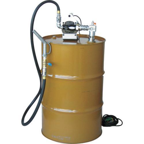 アクアシステム 高粘度オイル電動ドラム缶用ポンプ(100V) オイル 油 tr-4100425