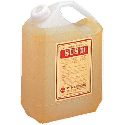 マイト工業 マイト スケーラ焼け取り用電解液 SUSN4L