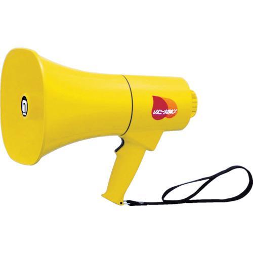 ノボル電機製作所 ノボル レイニーメガホン15W 防水仕様(電池別売) 4543853000323