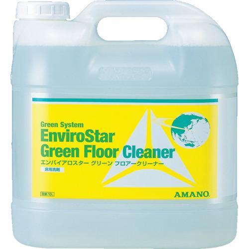 アマノ アマノ 洗剤 グリーンフロアークリーナー VF439300