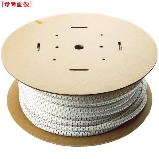 パンドウイットコーポレーション パンドウイット 電線保護材 パンラップ 難燃性白 PW100FRCY