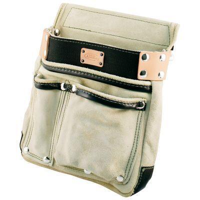 プロスター DM series デルマ革 釘袋 棟梁型 DM-04 4533707501786