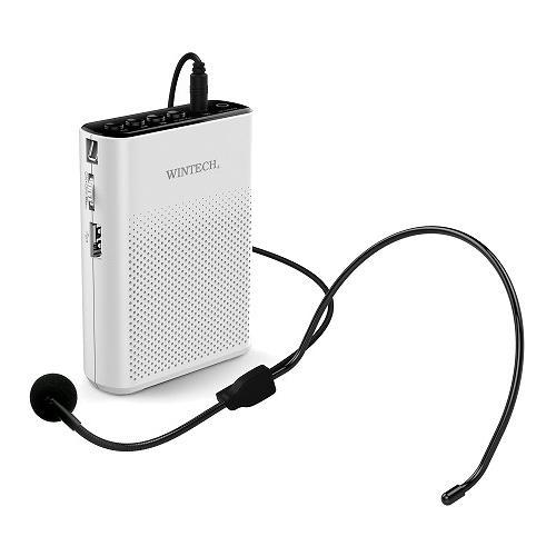 WINTECH ポータブルハンズフリー拡声器 KMA-200