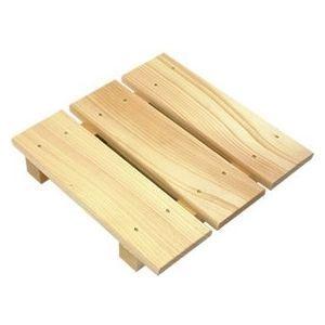 星野工業 すのこ 板 木製 多目的スノコ 28×28cm ミニ (風呂 押入れ) 4977605016865