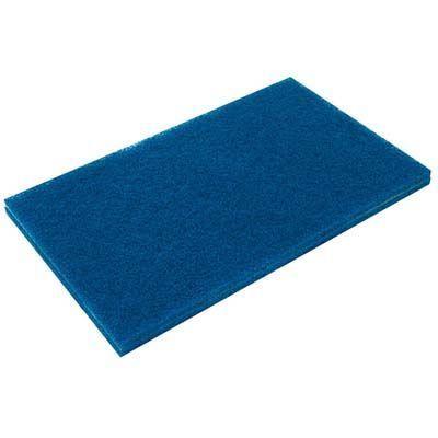 キクロン ナイロンタワシ H-711(10枚入)ブルー EBM-2316900