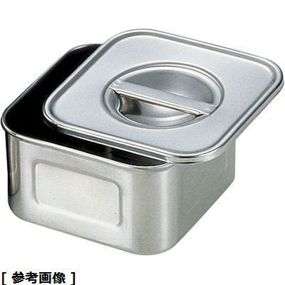 【納期目安:1週間】TKG (Total Kitchen Goods) SA18-8角バター入 ABT47014 14�p