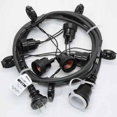 長谷川製作所 提灯コード防水タイプ CCB025L05P05