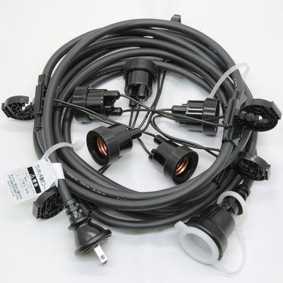 長谷川製作所 提灯コード防水タイプ CCB050L05P10