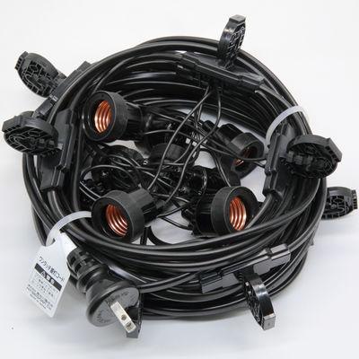 長谷川製作所 提灯コードライトタイプ CCA120L10P10