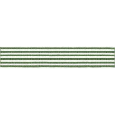 オカトー インテリアマット グリーン 45×252cm (キッチンマット) 4905016256・・・