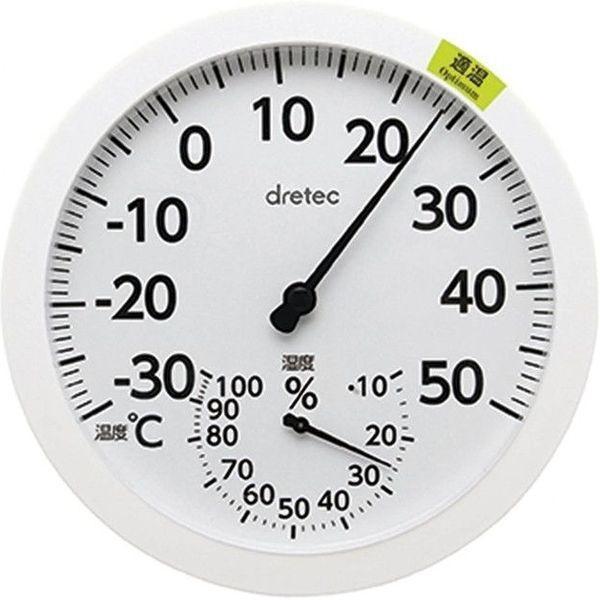 O-320WT 温湿度計 「オプティブ」 4536117029253