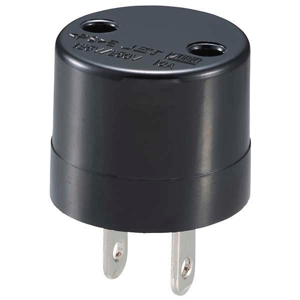 オーム電機 国内用変換プラグ(SE-Aタイプ) TRV-SE0869A