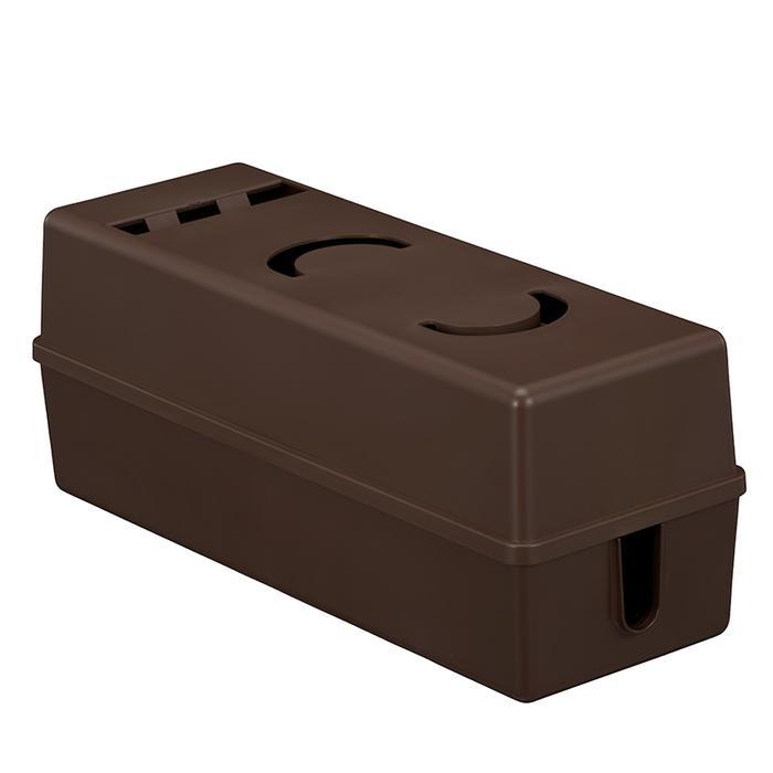 オーム電機 電源タップボックス T HS-A6BXA3-T-T