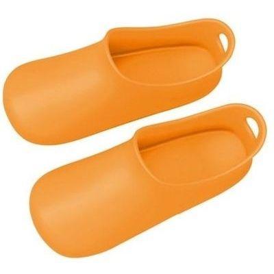 オーエ バスシューズ フリーサイズ(約24~26cm)オレンジ (お風呂掃除 バスブ・・・