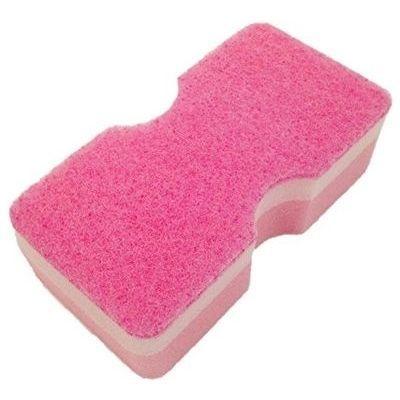 オーエ CLEAN KEEPING バススポンジ ピンク(バス 風呂 浴室 バスタブ 掃除 清・・・