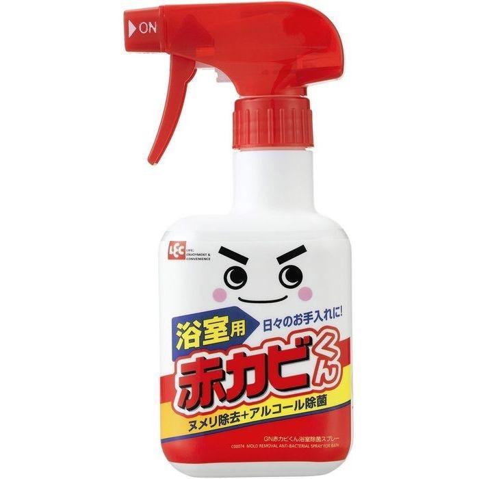 レック GN赤カビくん浴室除菌スプレー (カビ 浴室) 18個セット【沖縄・離島配・・・