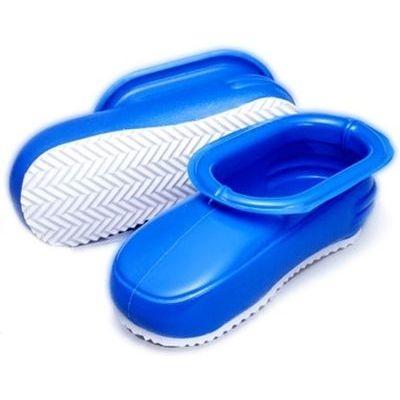 ミツギロン お風呂ブーツ ビッグマンブーツ ブルー (バスブーツ) 40個セット・・・
