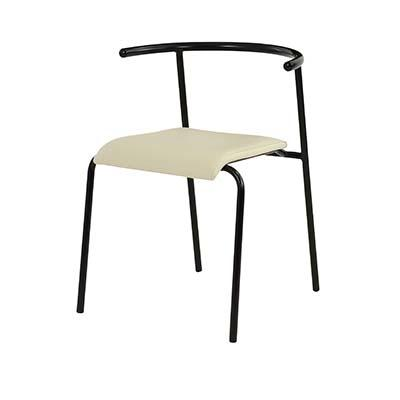 東谷(あづまや) 【お買い得! 2脚セット】エーデル チェア 飲食店用椅子 ミ・・・