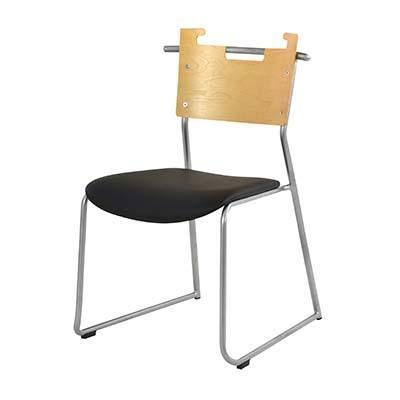 東谷(あづまや) 【お買い得! 2脚セット】マルカート チェア 飲食店用椅子 ・・・