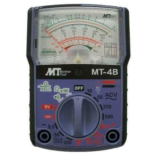 MT アナログミニテスター (MT-4B) 4986702101268