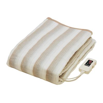 椙山紡織 【日本製】電気掛敷毛布 【暖房通販】 NA-013K