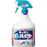 花王 花王キッチン泡ハイター(除菌・漂白剤) スプレー付 05-0657-0401