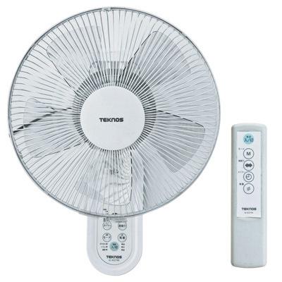 TEKNOS 30cm壁掛けフルリモコン扇風機 (THKA) KI-W279R