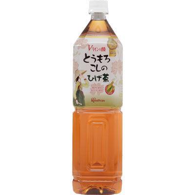 アイリスオーヤマ 【12個セット】とうもろこしのひげ茶1500ml CT-1500
