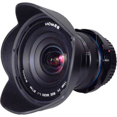 LAOWA LAOWA(ラオワ) 15mm F4 1xWide Angle Macro with Shift(ソニーFEマウン・・・