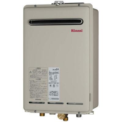 リンナイ 24号 屋外壁掛型 ガス給湯器 RUX-A2400W-E-LPG プロパン用(23-9089・・・