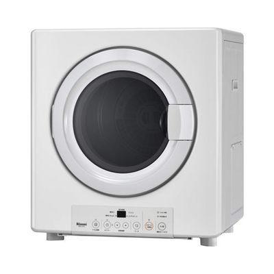 リンナイ 衣類乾燥機 乾太くん (ピュアホワイト) 乾燥3.0kg (プロパンガス用)・・・