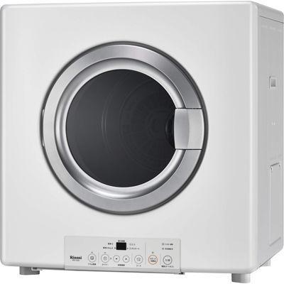 リンナイ 衣類乾燥機 乾太くん (ピュアホワイト) 乾燥5.0kg (プロパンガス用)・・・