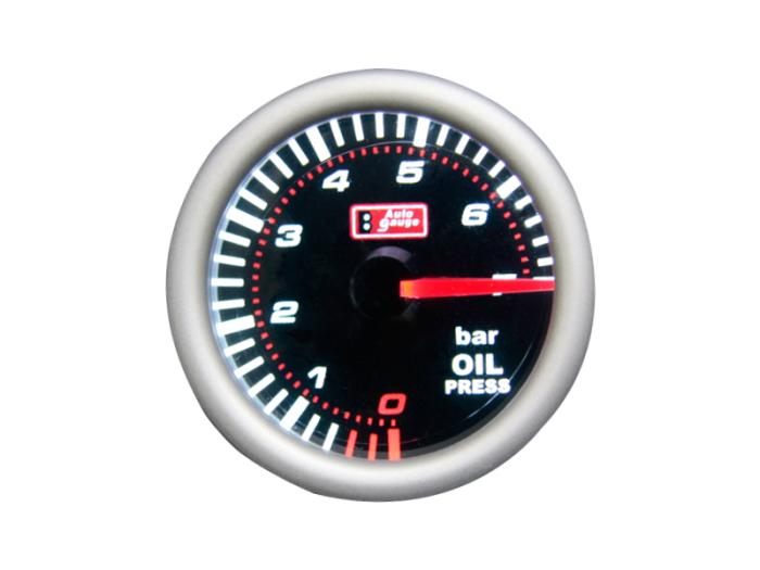 オートゲージ 油圧計 自動車用メーター ag-op27027 [2インチ(約51mm) 27027SW・・・