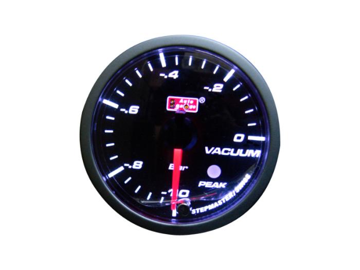 オートゲージ バキューム計 自動車用メーター ag-vc52pk [PKタイプ φ52mm・・・