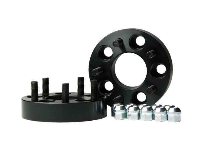 ワイドトレッドスペーサー ブラックタイプ 30mm 5穴 PCD:100  P1.・・・
