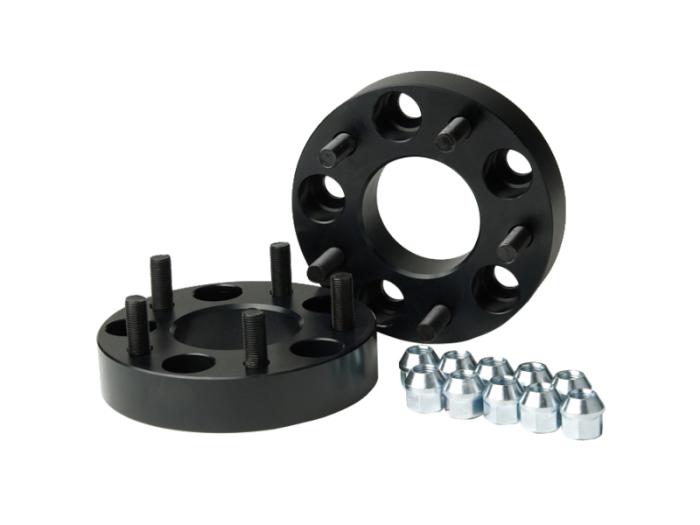 ワイドトレッドスペーサー ブラックタイプ 30mm 5穴 PCD:114.3  P1.2・・・