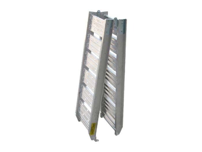 アルミブリッジ アルミラダーレール 折りたたみ式(7.5kg・・・