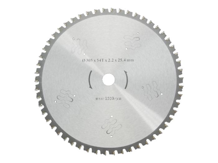 鉄工用超硬炭化タングステンチップソー305mm54・・・