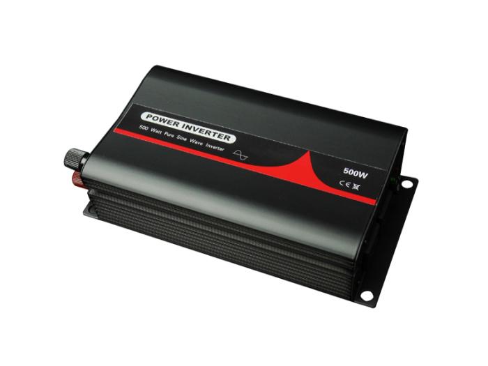 正弦波インバーター 500W 60Hz DC12V_AC100V