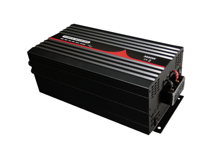 正弦波インバーター 3000W 50Hz DC24V_AC100V