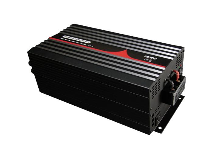 正弦波インバーター 3000W 60Hz DC24V_AC100V