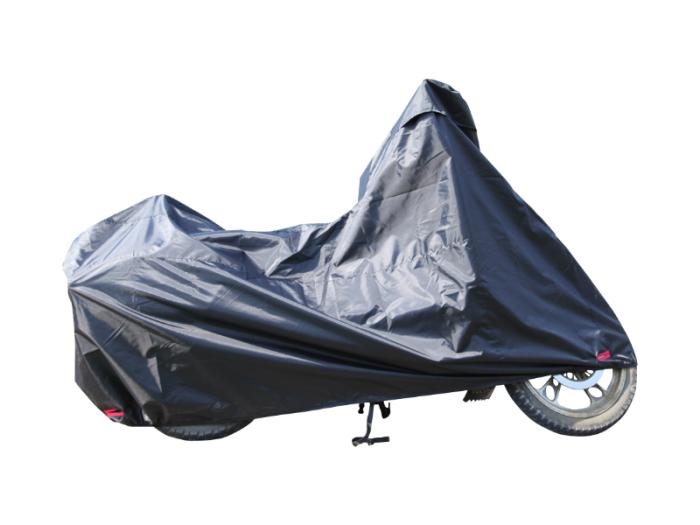 バイクカバー Lサイズ 溶けない 撥水 耐熱 厚手 各社対応カバ・・・