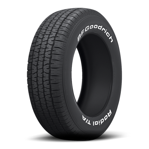 Radial T/A P255/60R15 102S RWL